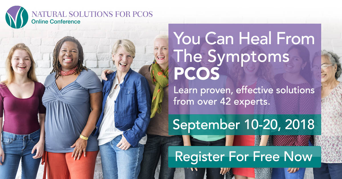 Join The Natural Solutions For PCOS Online Conference